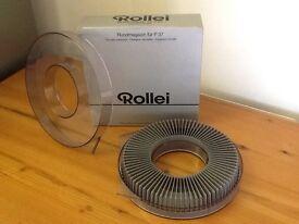For Sale Rollei German Circular/Round Slide Tray/Magazine/Carousel