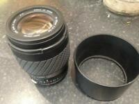 Sigma uc 70-210mm zoom/macro lens