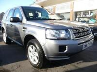 LAND ROVER FREELANDER 2.2 TD4 GS 5d 150 BHP (grey) 2013