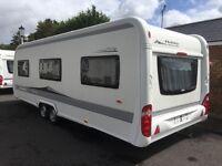 Hobby Caravan 650 Prestige (2012) like Fendt and Tabbert