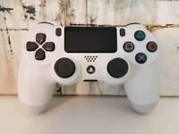 White PS4 Controller v2