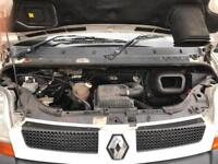 Renault Master engine 2.5