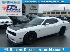 2016 Dodge Challenger SRT HELLCAT LOADED AND LOW KMS!!!