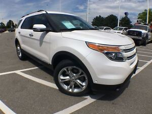 2015 Ford Explorer Limited,Fin From 1.9%+Ext Warranty Inc