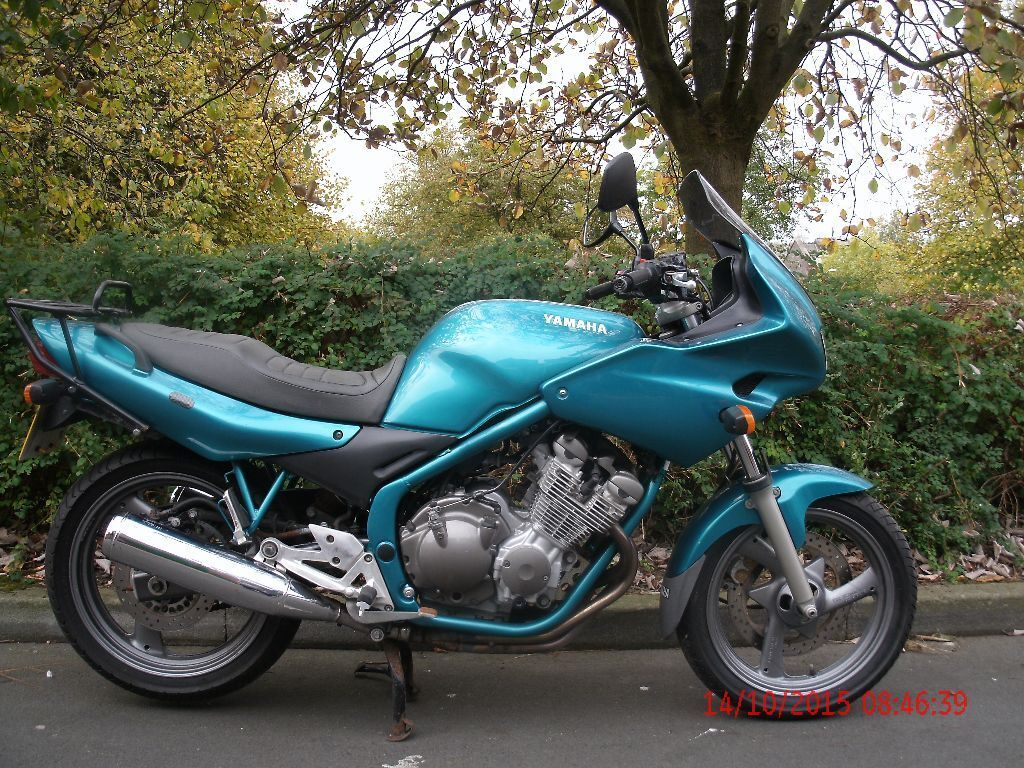 yamaha xj 600 diversion 1997 in horwich manchester gumtree. Black Bedroom Furniture Sets. Home Design Ideas