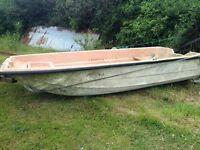 Boat/Flower Planter!!