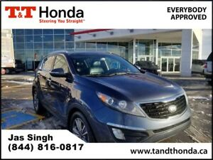 2014 Kia Sportage SX Luxury SX-Luxury*Heated/Cooled Seat, NAV...