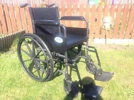 Self Propelling Foldable Wheelchair for Sale