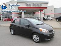 2014 Toyota Yaris LE 5dr