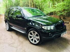 2004 BMW X5 3.0 DIESEL M SPORT FULLY LOADED REMAPPED 285BHP