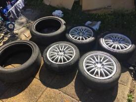 Toyota Prius Wheels tyres