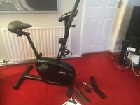 York quest exercise bike 53061 - as new!!