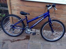 Bike - Purple Ridgeback MX24