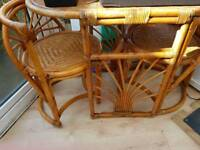 Table &chairs