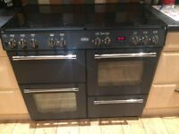 Belling DF 100 (double oven) cooker. £150.00 ono