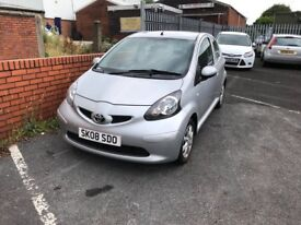 TOYOTA AYGO PLATINUM VVT-I BREAKING! 1.0 PETROL! ALL PARTS AVAILABLE