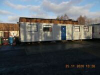 40FT x 12FT Portable Cabin / Site Office