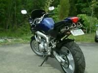 Yamaha fz6 exhaust