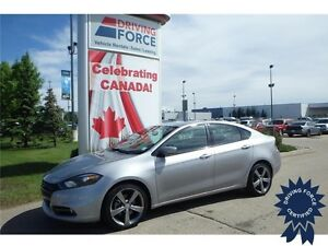 2014 Dodge Dart GT Front Wheel Drive - 47,800 KMs, Seats 5