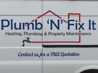 Heating,plumbing and property maintenance