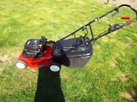 Mountfield HL454 SP selp propelled mower ready to use