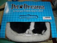 SLEEPING PUPPY NEW STILL IN BOX