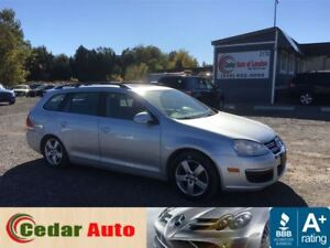 2009 Volkswagen Jetta Wagon S - Leather Moonroof