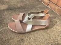 Sandals made in Spain
