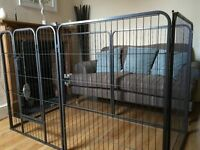 XL dog cage/puppy pen heavy duty