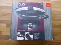 Brand New NUO Electric Wok