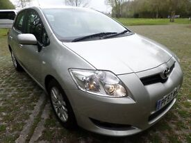 2008 TOYOTA AURIS 2.0 D-4D T3**5 DOOR**FINANCE AVAILABLE**