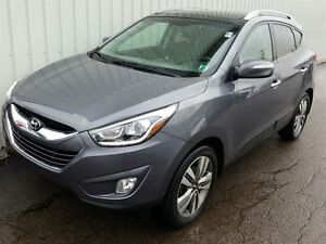 2014 Hyundai Tucson Limited LOADED LIMITED EITION WITH ALL WHEEL