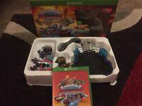 Skylanders Superchargers starter pack with xbox one game. Sealed and brand new.