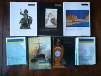 Fine Art & Antiques Auction Catalogues from Fieldings, Stourbridge
