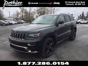 2015 Jeep Grand Cherokee Overland 4x4 | LOADED | SUNROOF | TOW P