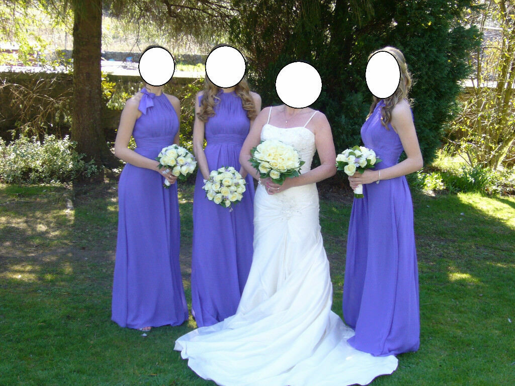 Bridemaids Dresses or Prom Dresses x 2 in Bluebell - Worn once Make ...
