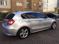 """BMW 120D AUTOMATIC 2.0 diesel , full service history , leather interior""""""""""""excellent condition"""""""""""""""