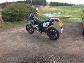 AJS JSM 50 moped