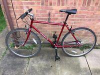 "Dawes Discovery 201 Hybrid Bike 21"" frame"