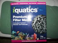 Activated Carbon - iquatics (4 Packs)