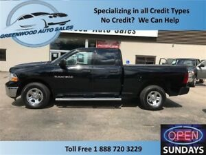 2012 Ram 1500 ST! 4X4! GREAT PRICE! CALL TODAY!