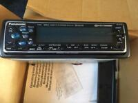 Car stereo Panasonic