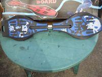 Brand New Rip Board/Land Surf Board