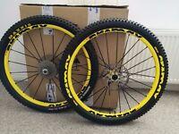 Mavic Crossmax Enduro Mountain bike wheels