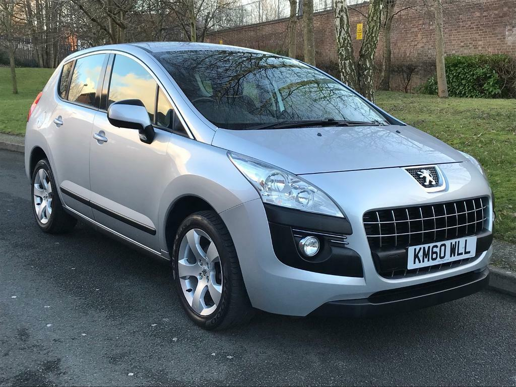 2010 peugeot 3008 1 6 hdi fap sport 5dr f s h p x welcome in acocks green west midlands gumtree. Black Bedroom Furniture Sets. Home Design Ideas