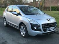 2010 Peugeot 3008 1.6 HDi FAP Sport 5dr F/S/H P/X Welcome - FINANCE AVAILIBLE