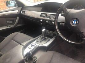 BMW 520d, automatic 2007