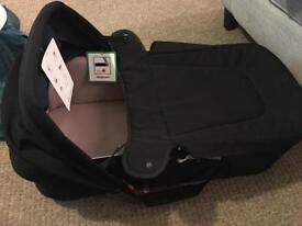 McLaren lay down pram attachment / bassinet