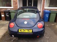 Volkswagen Beetle quick sale