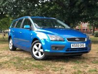 2006 FORD FOCUS ESTATE ** AUTOMATIC ** 9 STAMPS IN BOOK **